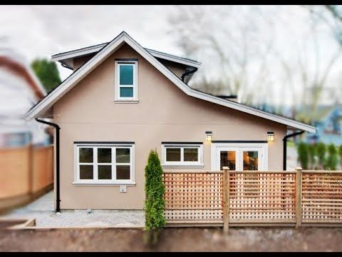 This 500 sq. ft. Vancouver Laneway House is Called the Mackenzie ...