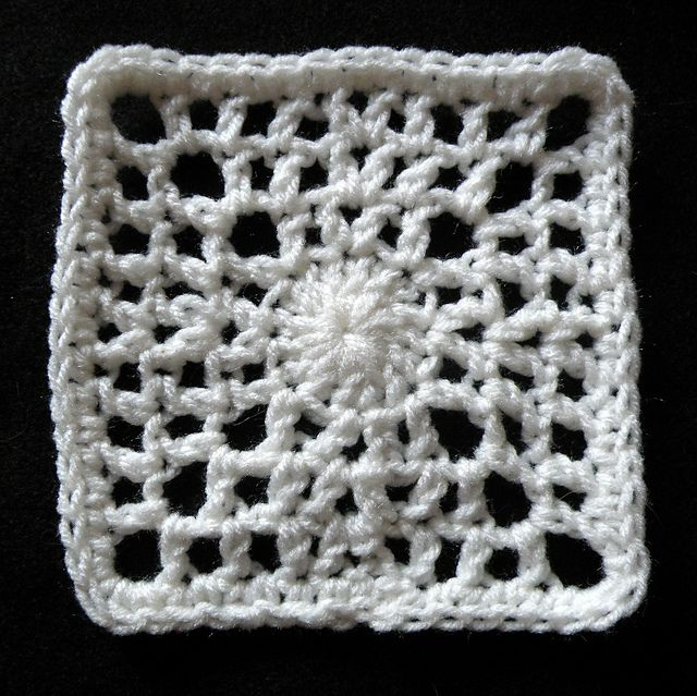 simply ez pz 6 inch square: photos from testers | Anastacia Knits