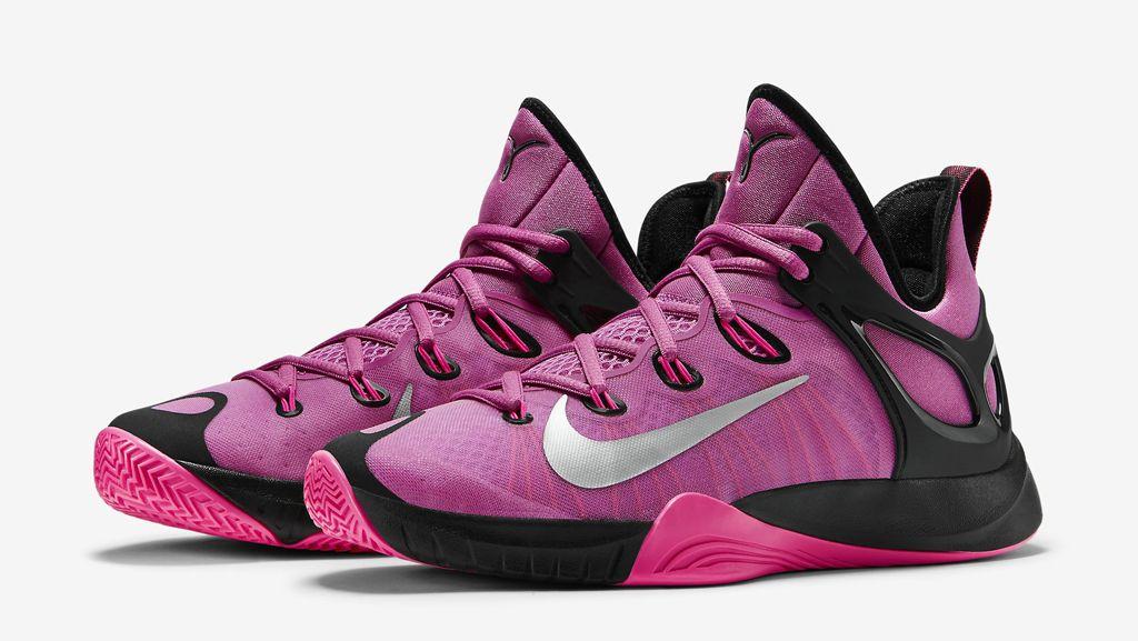 Hot 2014 Nike Zoom HyperRev 2015 Cheap sale Black Red White