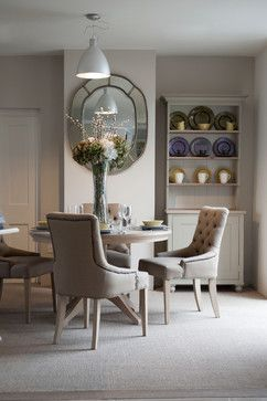 Henley Dining Room - traditional - Dining Room - London - Neptune Home Fulham