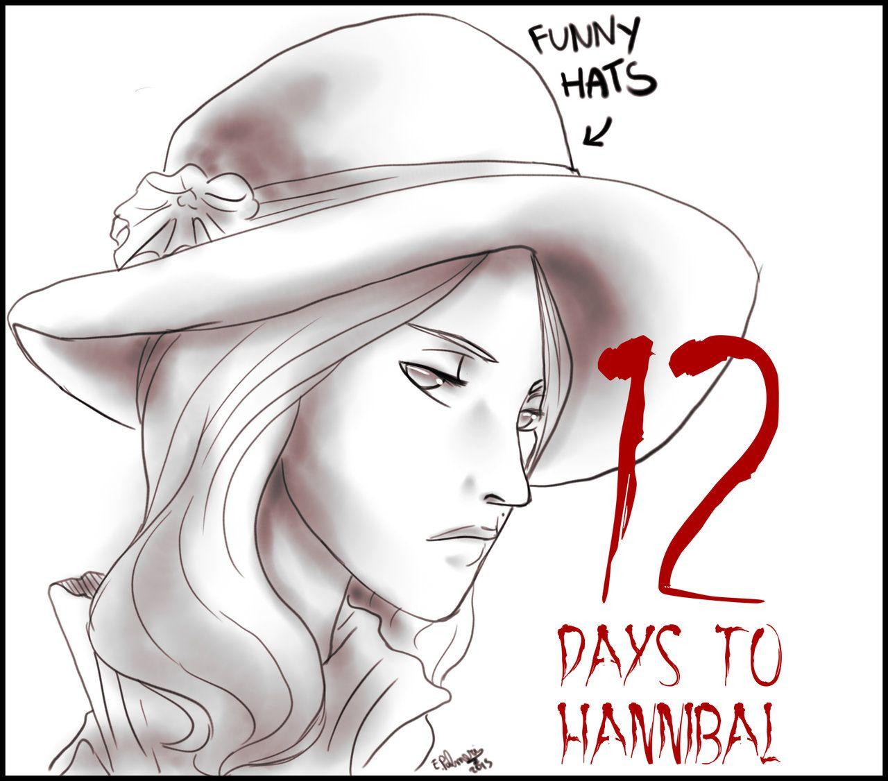 Another Hannibal Artblog: Hannibal countdown for the 3rd season - 12