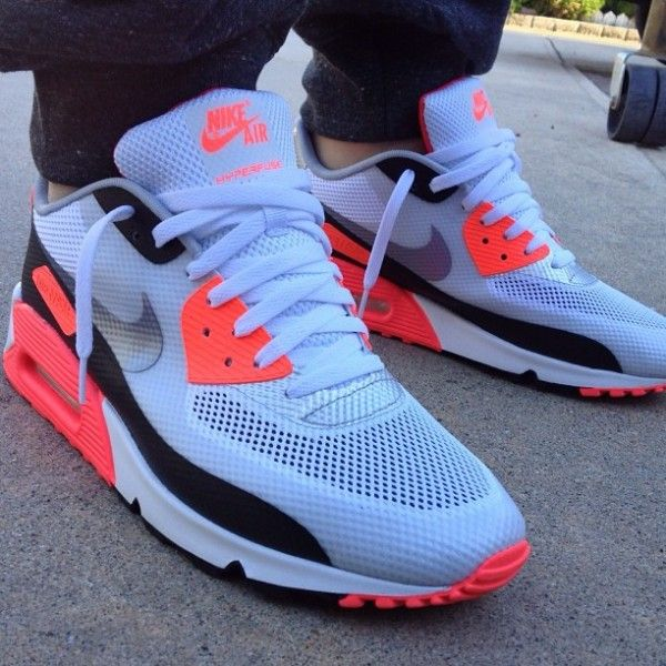 Nike Air Max 90 Infrared Hyperfuse | airmax | Zapatos nike