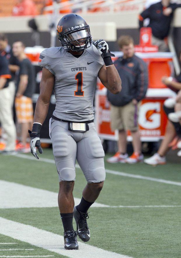 2012 Oklahoma State All Grey Uniform Osu Cowboys Football College Football Uniforms Football Uniforms