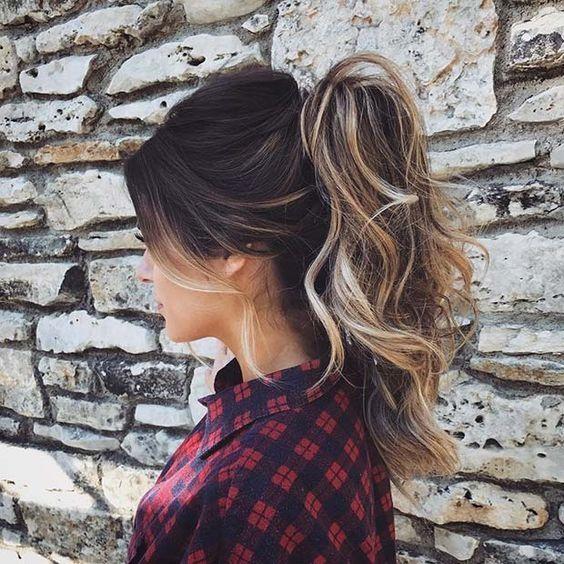 peinados segun la forma del rostro 19 pelo navide o