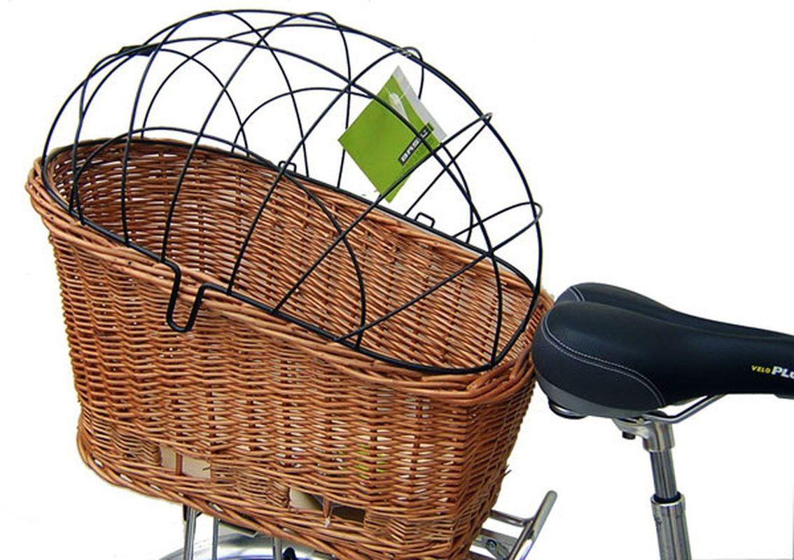 Basil Pasja Rear Pet Basket Products Pinterest Bike Store