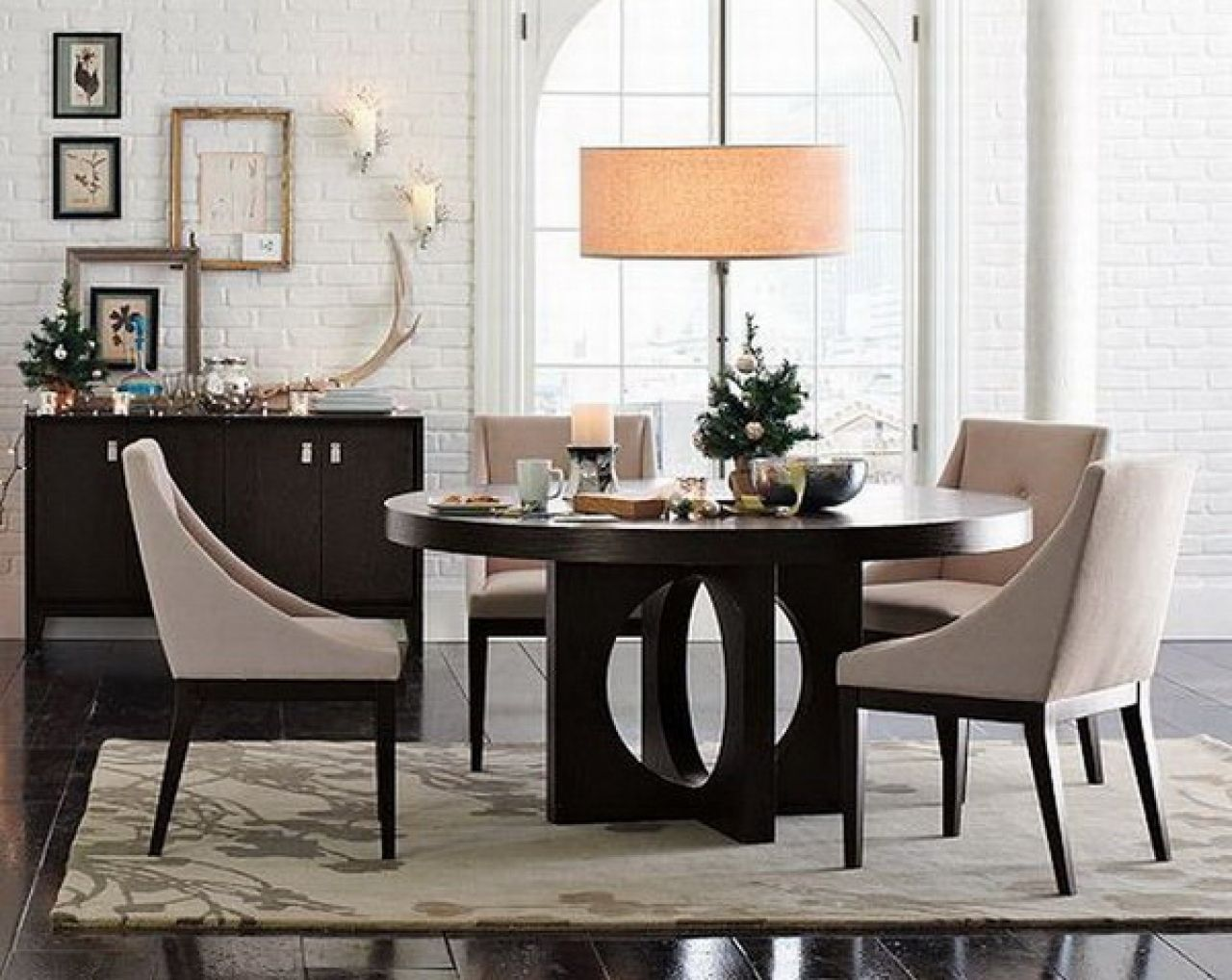 Dining Room Furniture   Transitional Dining Room Set From West Elm