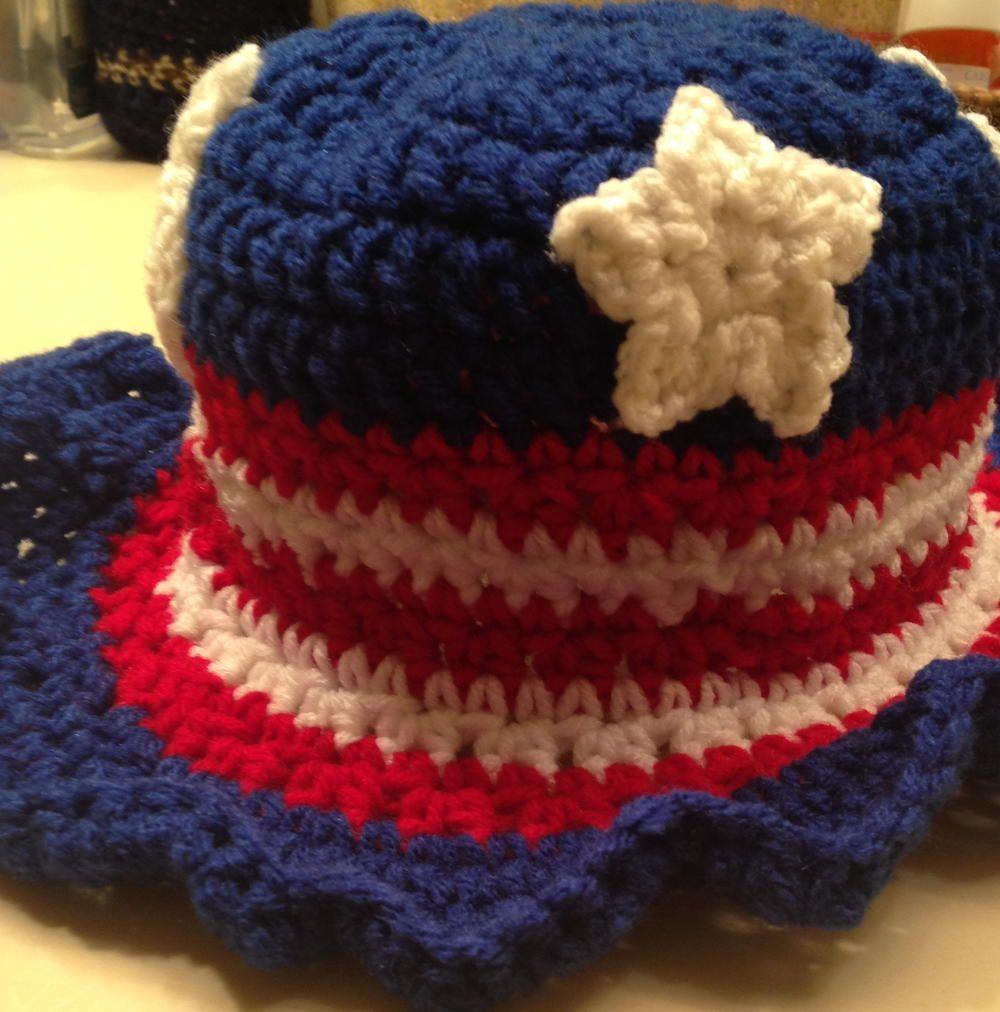 Messy Bun/Sun Hat #kidsmessyhats Crochet Patriotic Messy Bun - Sun Hat.... #kidsmessyhats Messy Bun/Sun Hat #kidsmessyhats Crochet Patriotic Messy Bun - Sun Hat.... #messybunhat