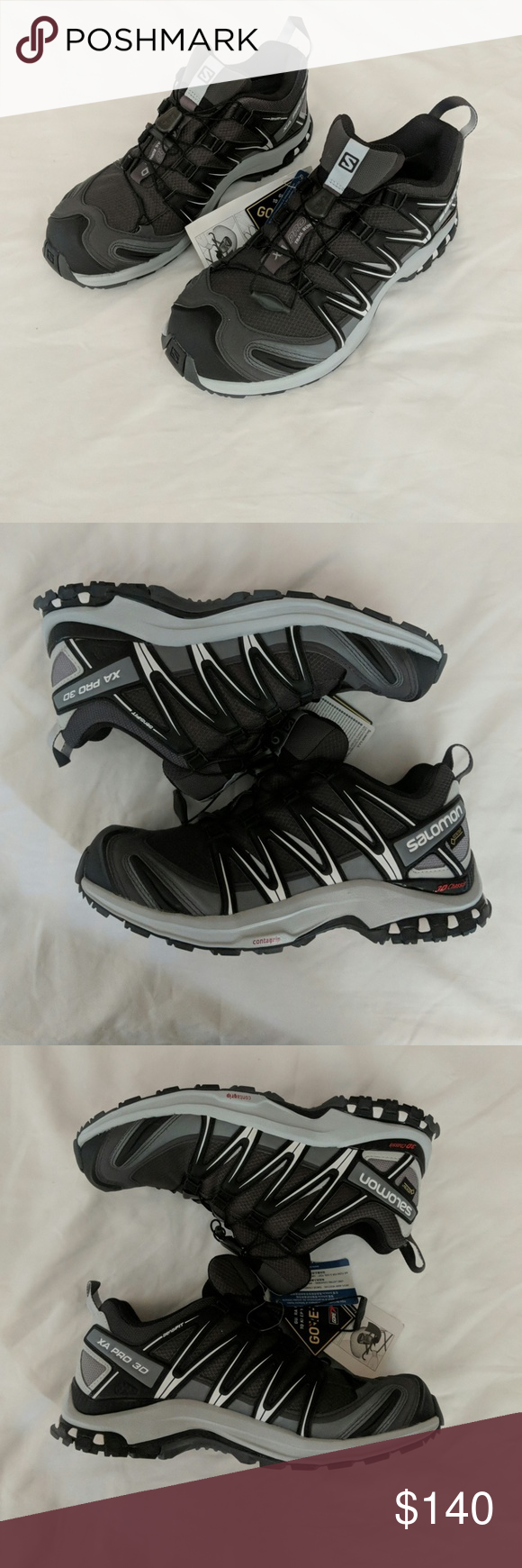 Salomon Xa Pro 3d Gore Tex Trail Running Shoes Trail Running Shoes Running Shoes Shoes
