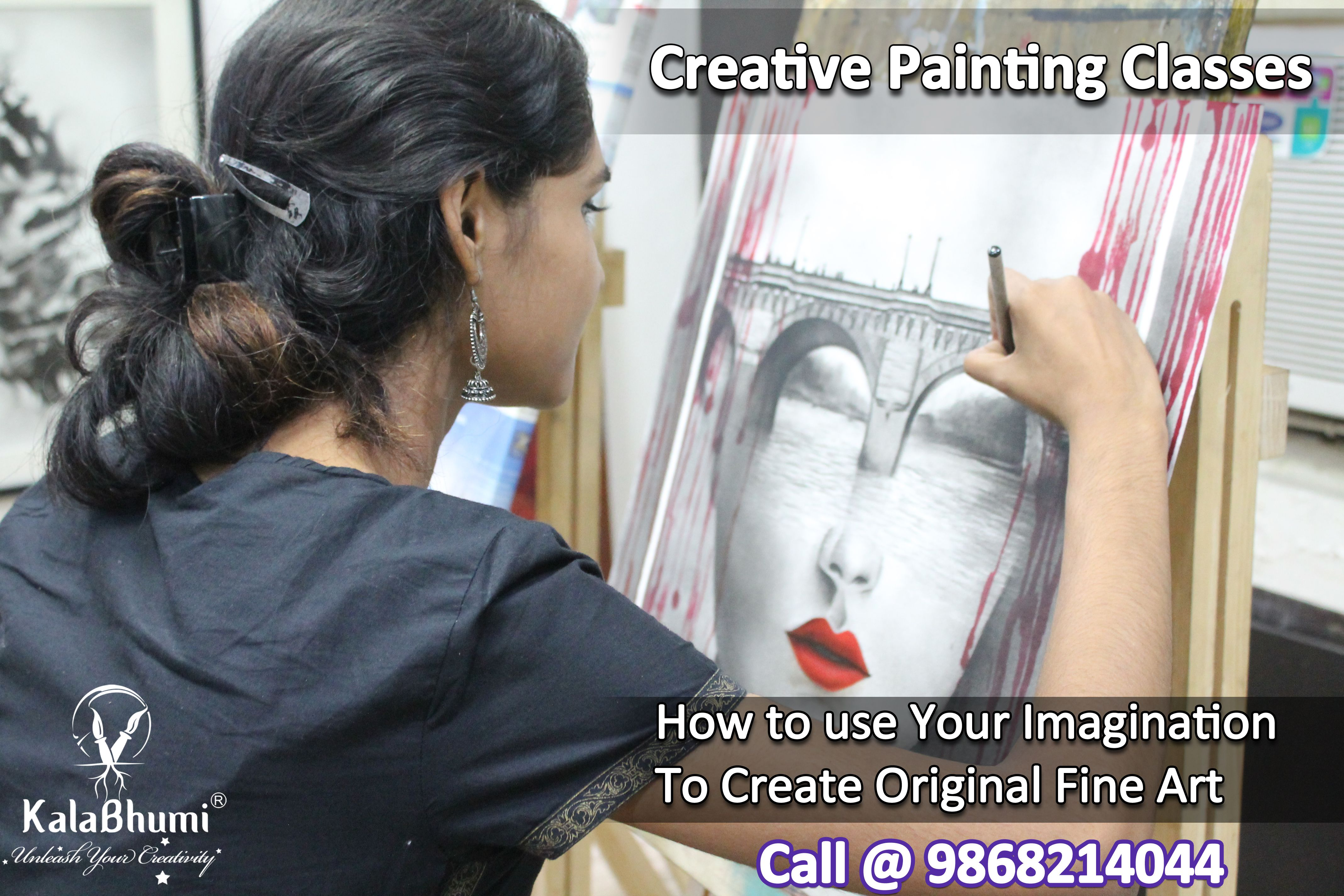 Kalabhumi Arts Painting Drawing And Professional Fine Art Classes