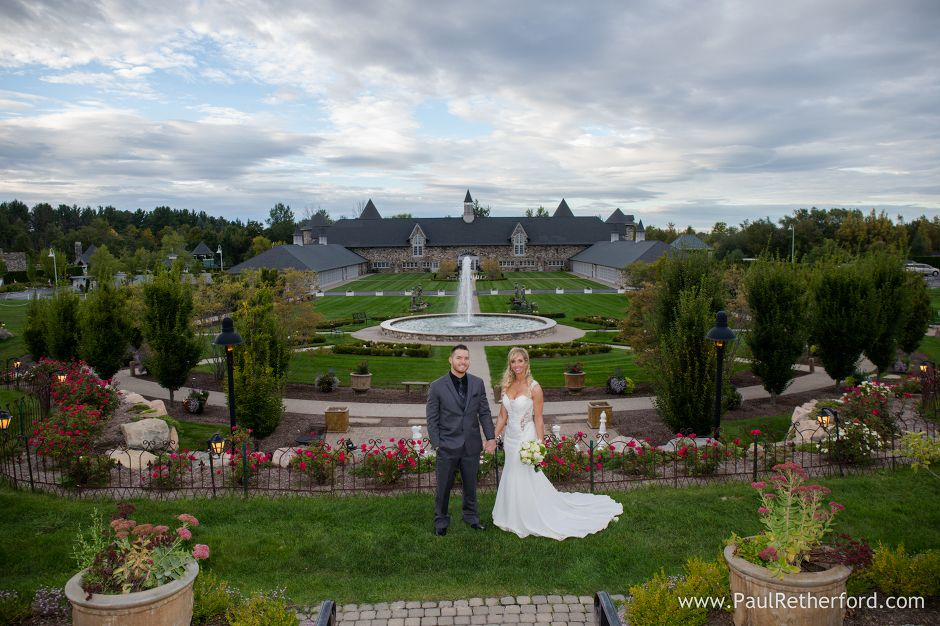 Castle Farms Charlevoix Northern Michigan Wedding Venue Location Photography Paul Retherford Photographer