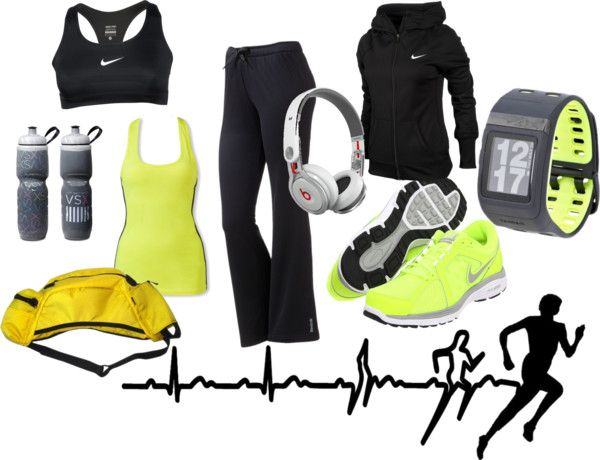 """The Style Network: Look Good Feel Good Workout Attire"" by nicole-gordon-phillips on Polyvore"