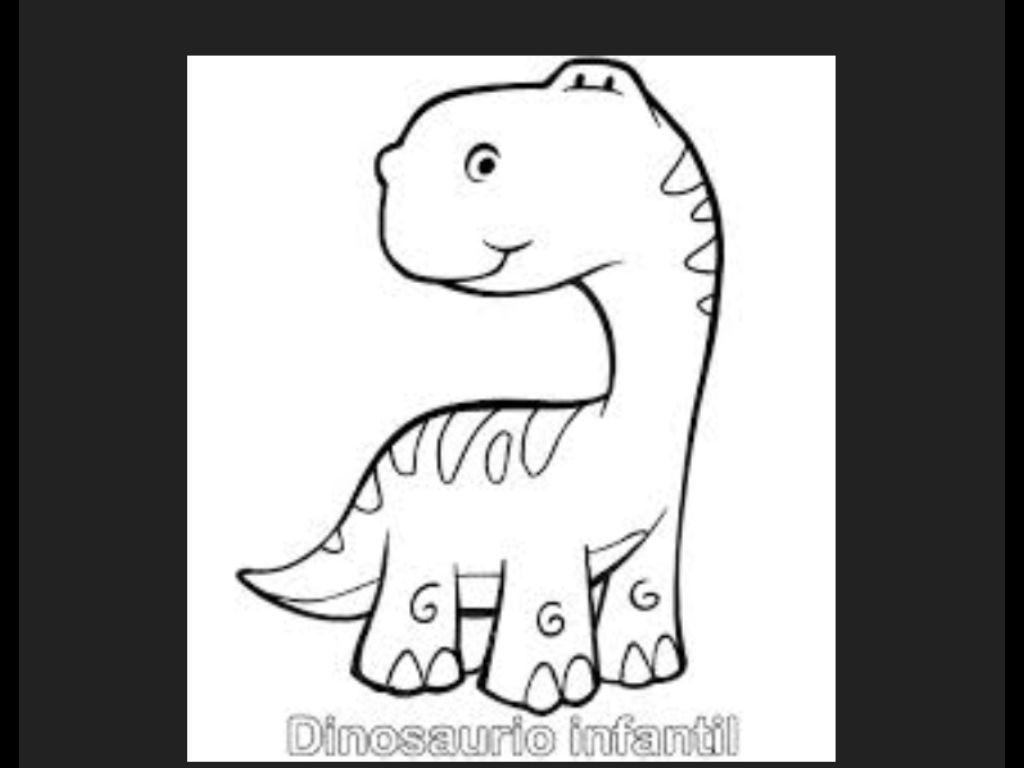 Dinosaurio Dibujos Dinosaurios Infantiles Dinosaurios Para