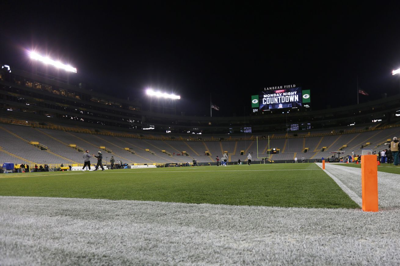 Detroit Lions vs. Green Bay Packers live updates