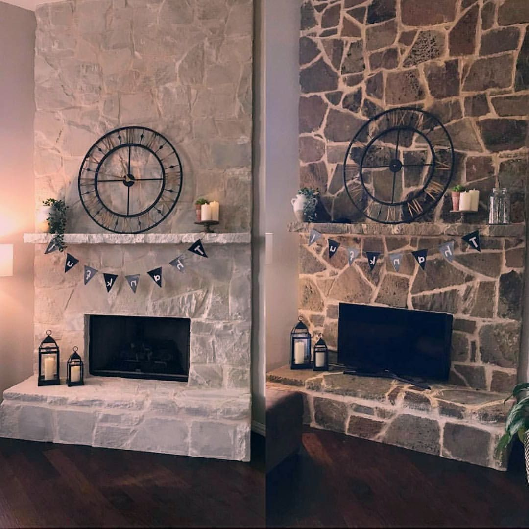 Fireplace Makeover Diy Fireplacemakeoverdiy This Is A Great