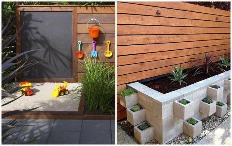 Aménager son jardin et terrasse \u2013 52 idées pour votre oasis Searching - mettre du gravier dans son jardin