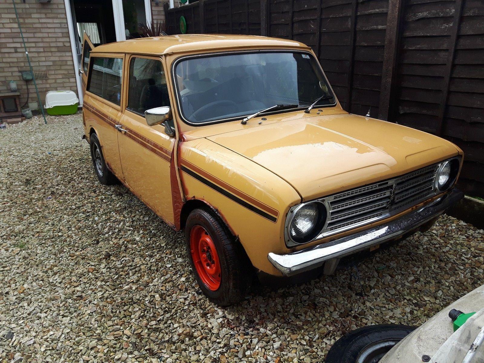 eBay: Classic Mini clubman estate project car #classiccars #cars ...
