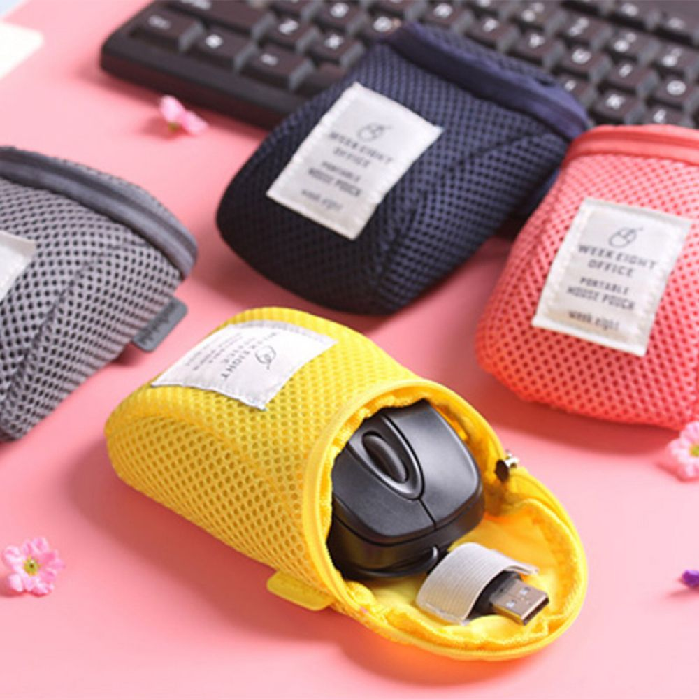 Multipurpose Portable Mouse Pouch (With images) Travel