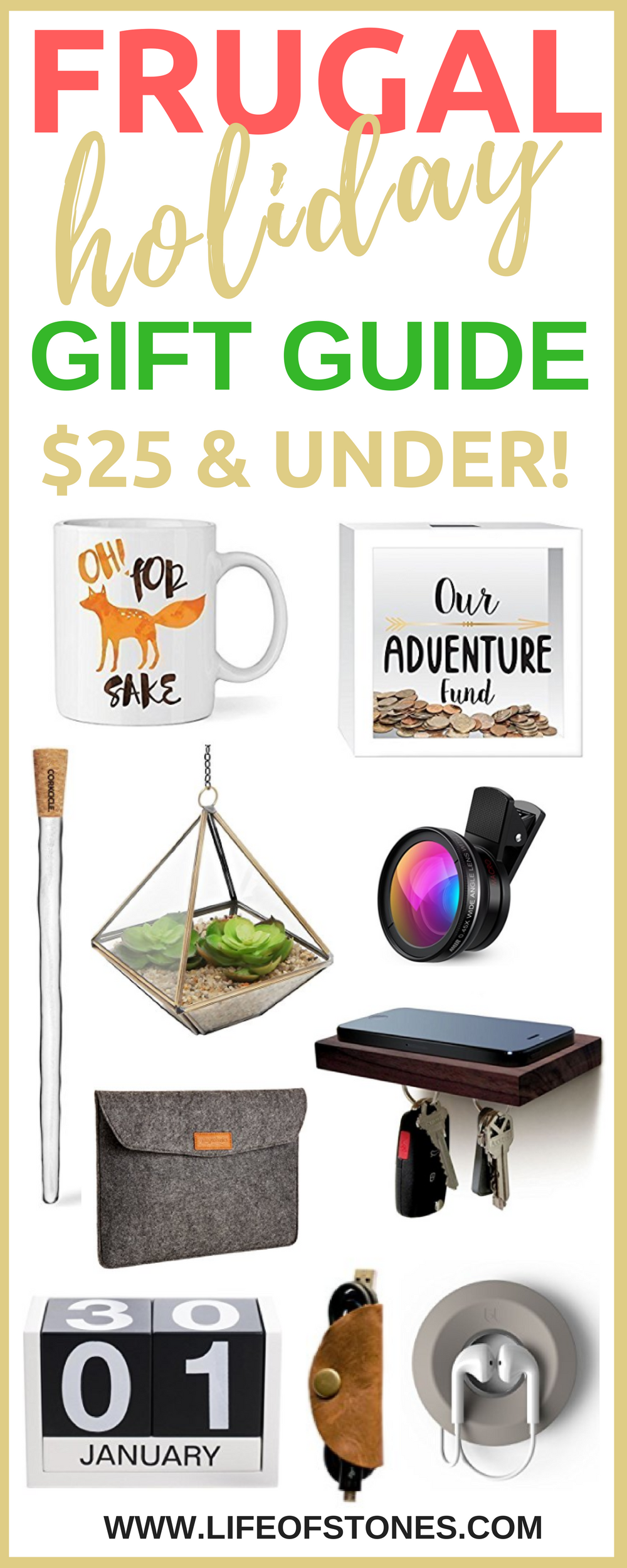 10 frugal gift ideas for the person who has everything | LIFE OF ...