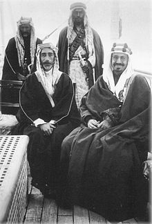 Ibn Saud Wikipedia The Free Encyclopedia Saudi Arabia Culture Historical Images Historical Figures
