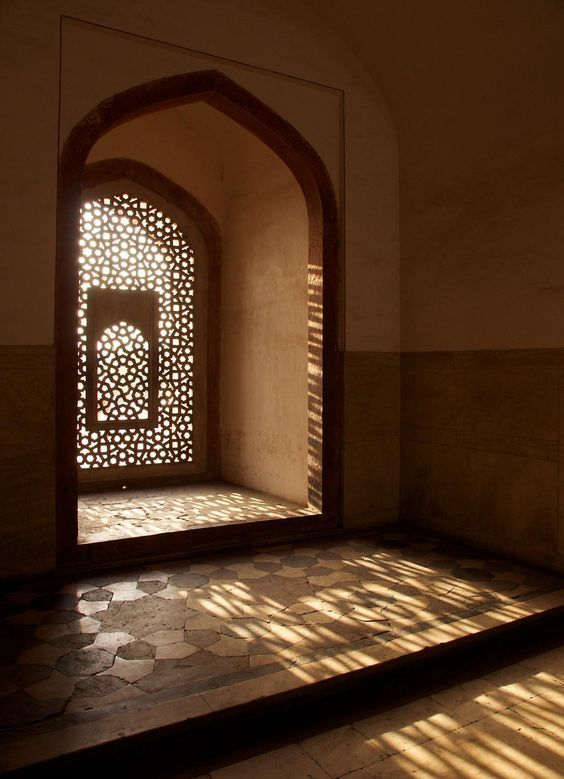 Humayun Tomb - Hidden Architecture