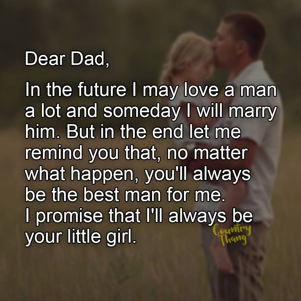 Dear dad whom is an asshole