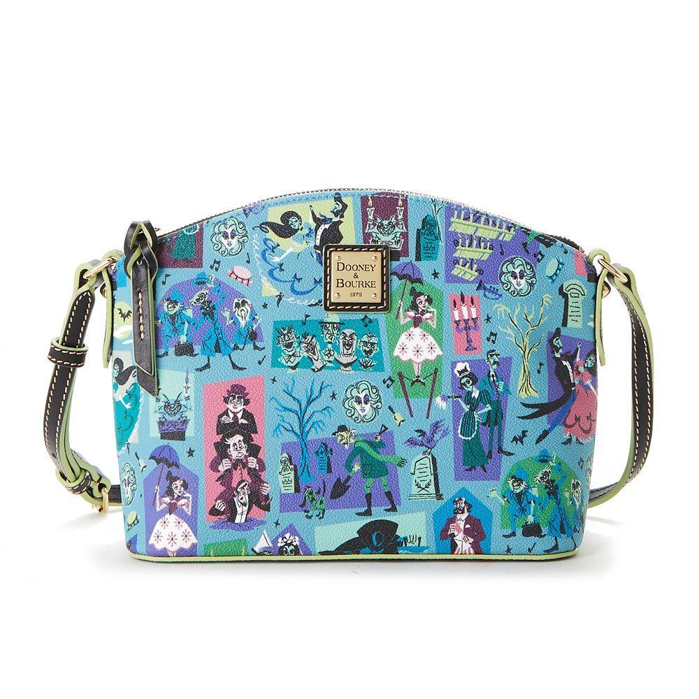 The Haunted Mansion Crossbody Bag By Dooney Bourke Official Shopdisney In 2020 Dooney Bourke Disney Dooney Dooney