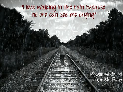 100 Tumblr Rain Crying Railroad Tracks