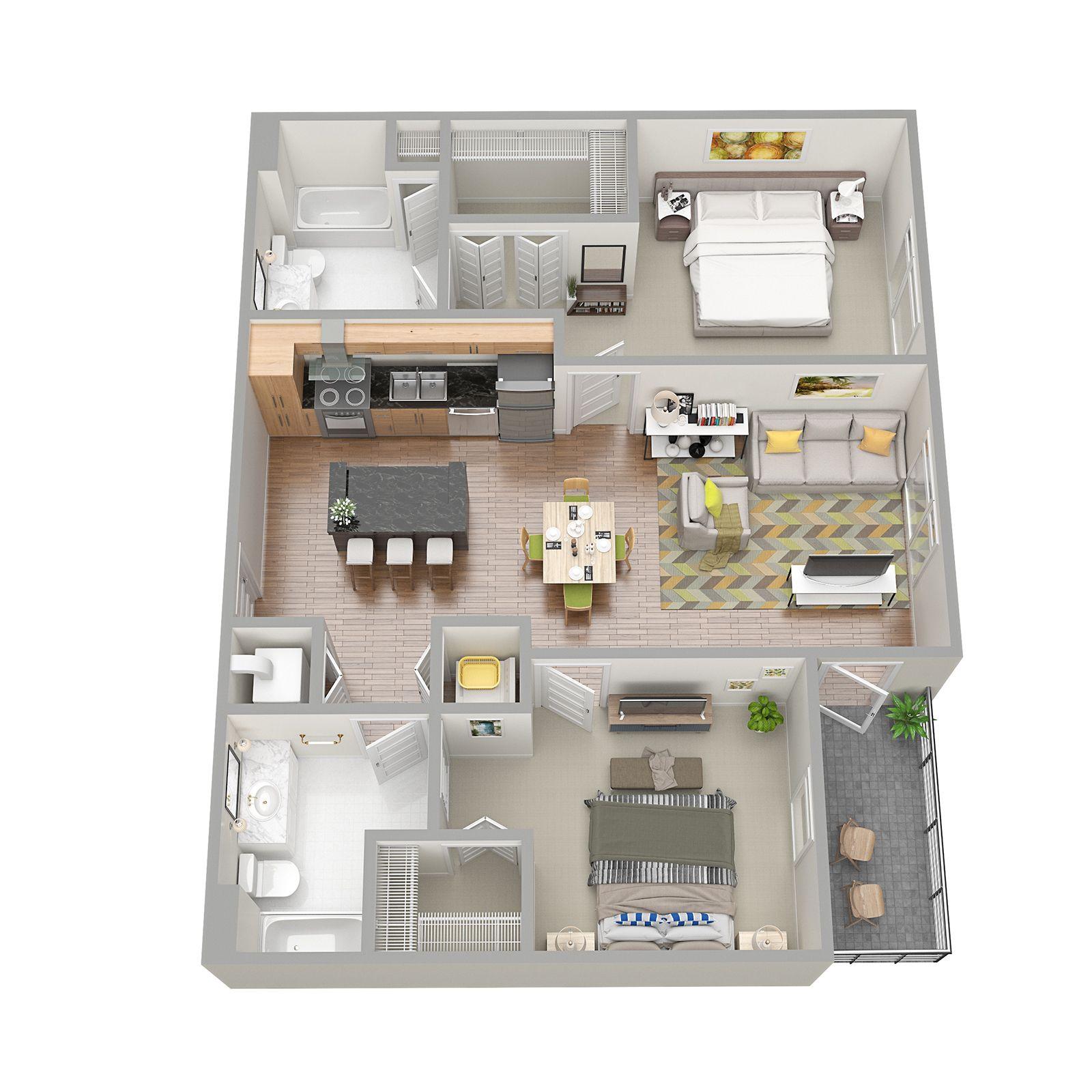 3d Floor Plans House Floor Plans Sims 4 House Plans Small Floor Plans