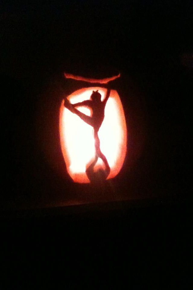 Cheerleader Pumpkin I Can Honestly Say That I Have Not Done This