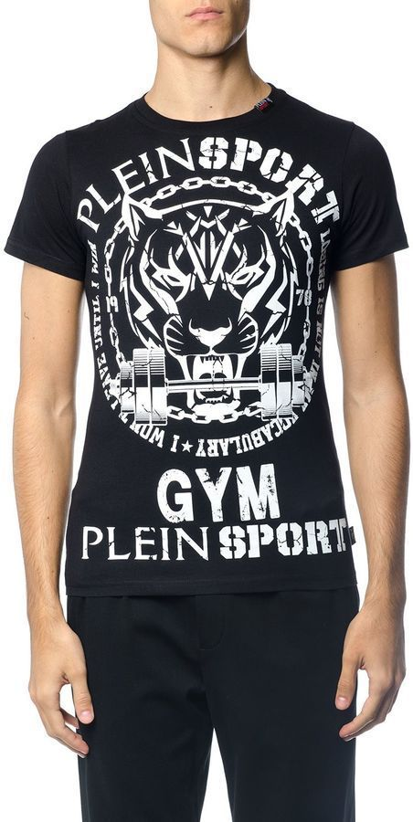 c197ee5c51 Philipp Plein T-shirt Round Neck Lawall   Products   Pinterest ...