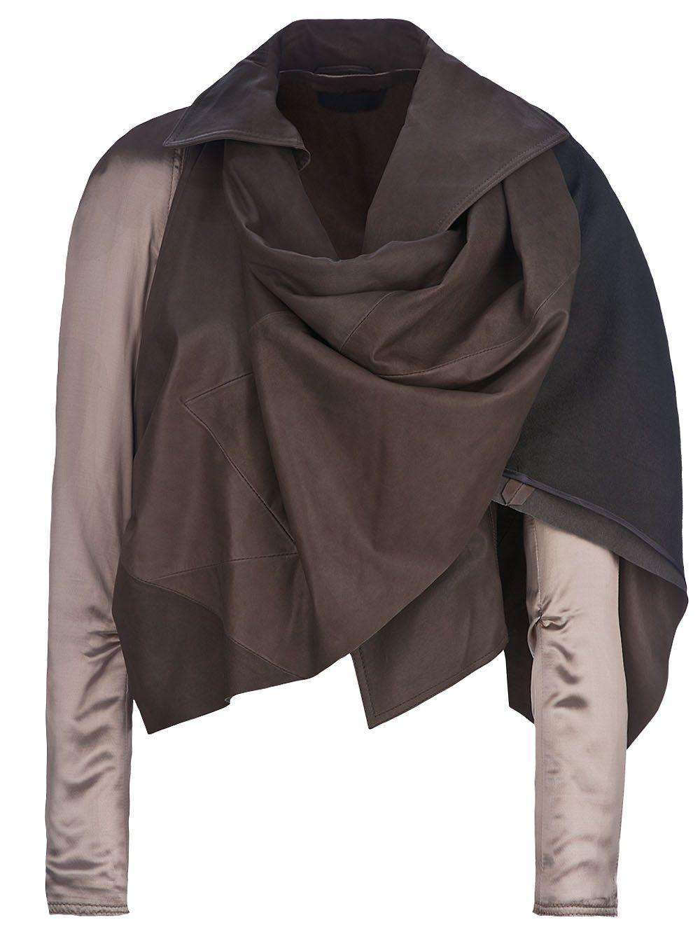 zara draped drapes with itm wool photo coat ribbons size blazer l long belt rare jacket