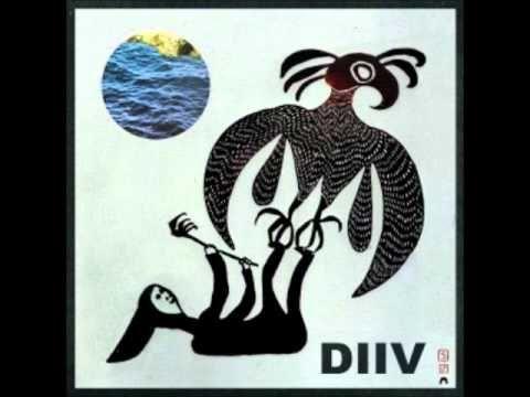 Diiv Past Lives Album Art Indie Rock Album