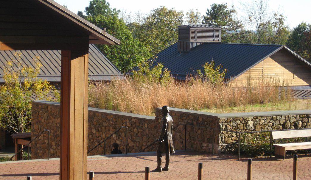Monticello visitor center monticello education center