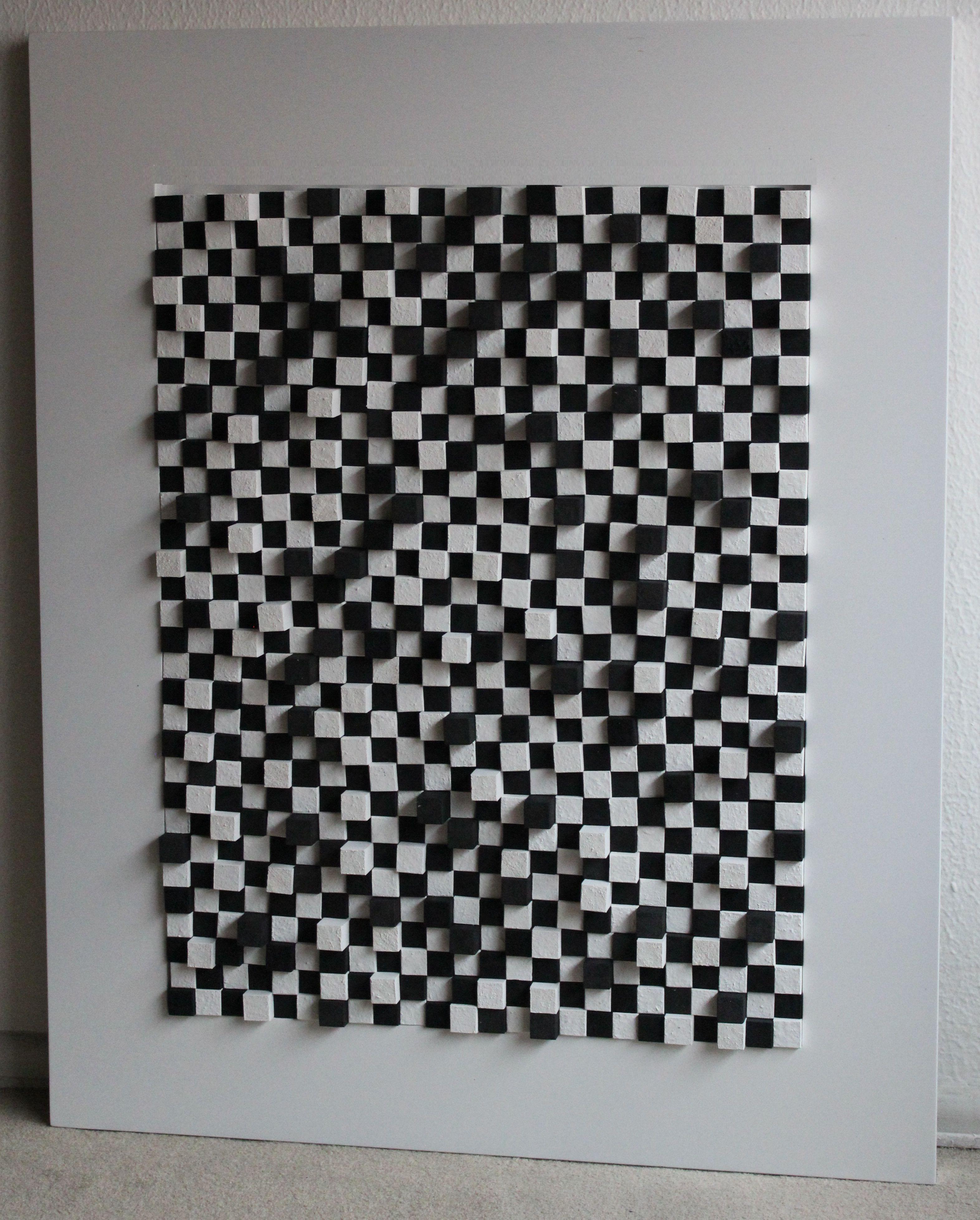 cuadros blanco y negro\
