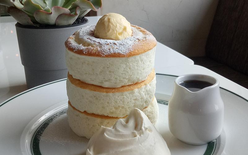 Jiggly Pancake Osaka Yang Bikin Antre Makanan Masakan Thailand Resep
