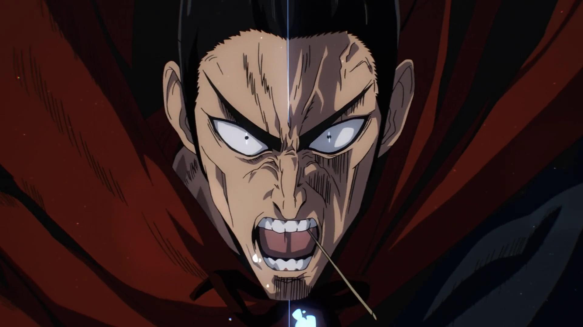 Atomic Samurai One Punch Man
