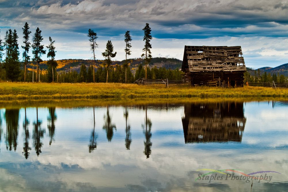 Stage Coach Stop Free Shipping in the USA Colorado Wild