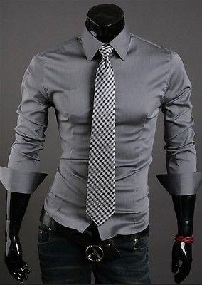 5608b8597128 Formal Shirts For Men - 10 Color Casual Dress Shirts | Dress up ...