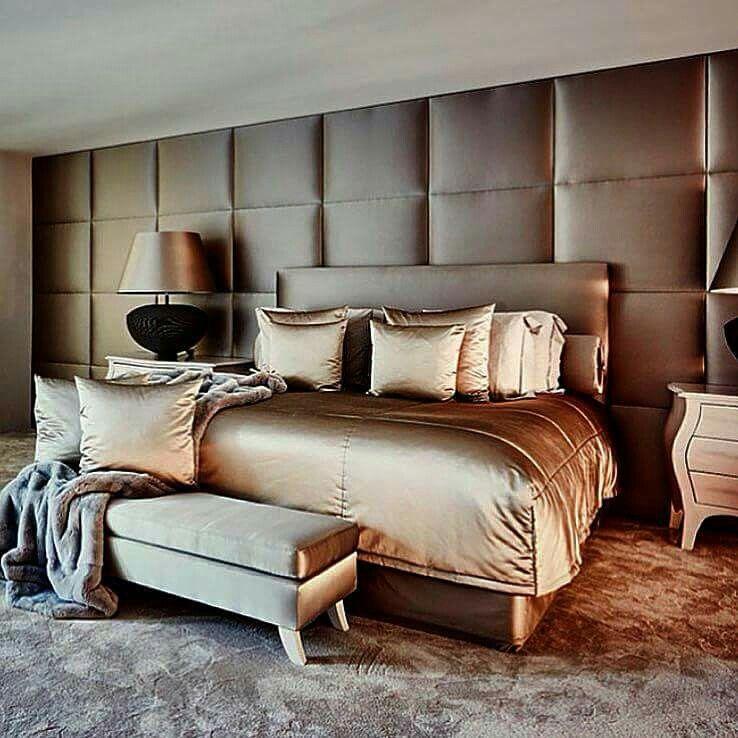 Pin de elsa herrera en Recamaras  Dormitorio de lujo