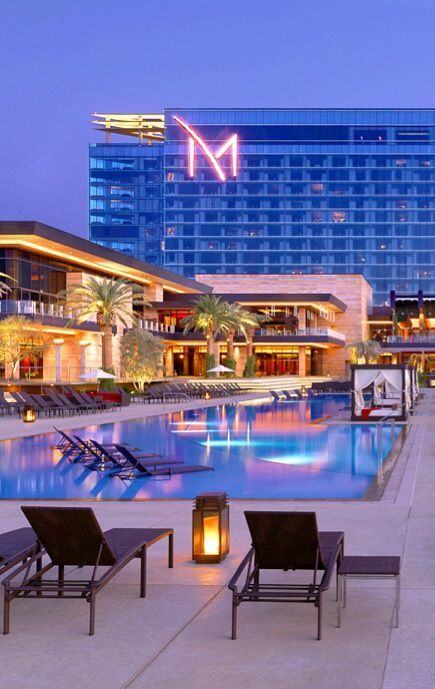 M Resort Spa Henderson Nevada