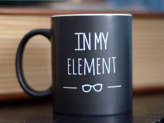 Periodic table in my element mug and gift box elegant science periodic table in my element mug and gift box elegant science gift teacher student scientist engineer chemist biologist urtaz Gallery