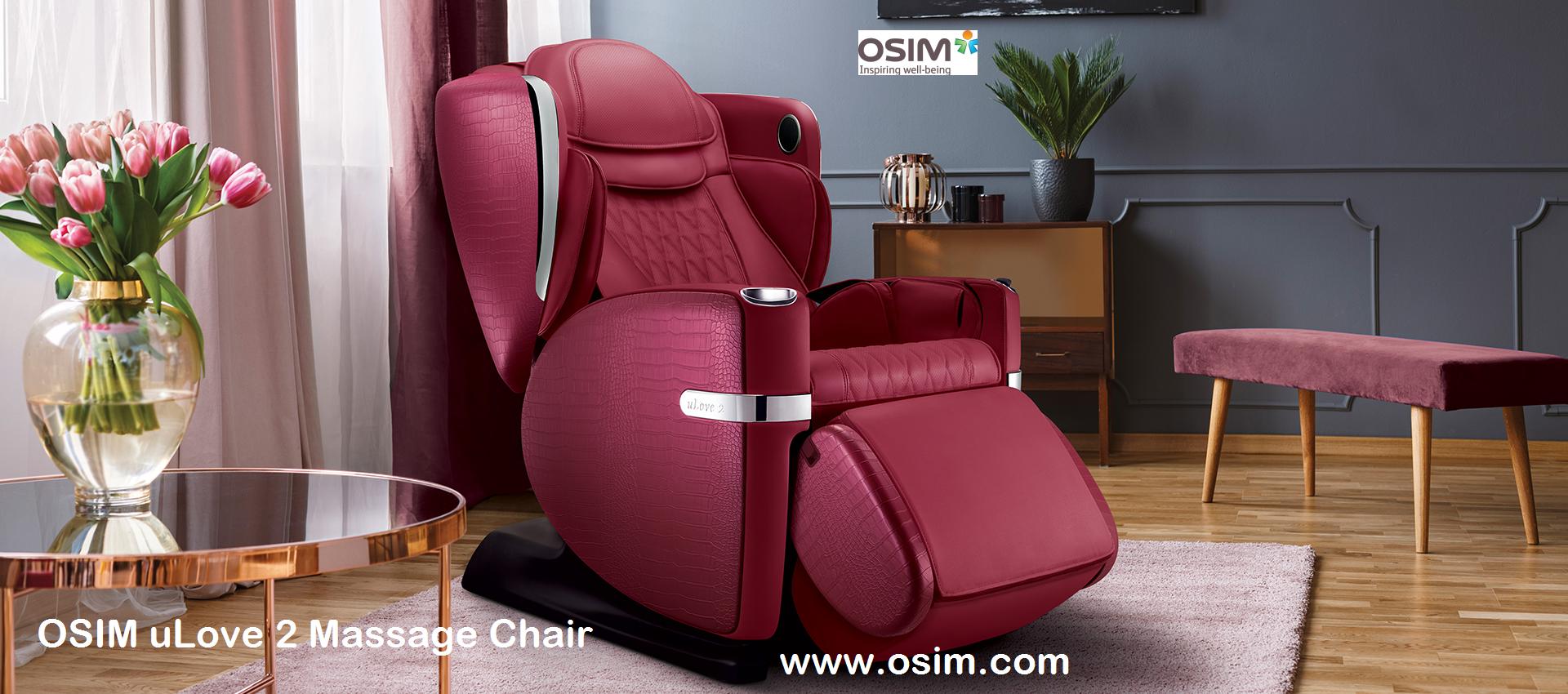 OSIM uLove 2 Massage Chair 4 Hand Massage Chair in 2020