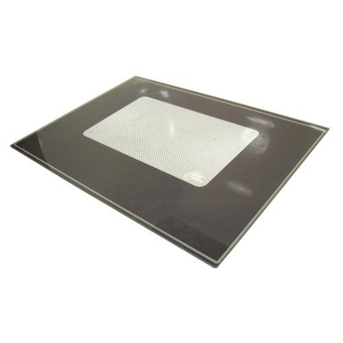 Hotpoint Cooker Glass Front Panel C00613197 Genuine Replacement