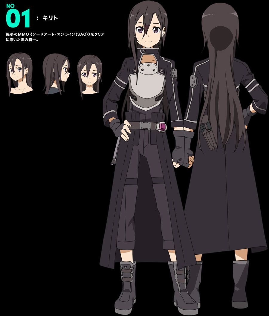 Kirito - Gun Gale Online version | Cosplay ideas ...