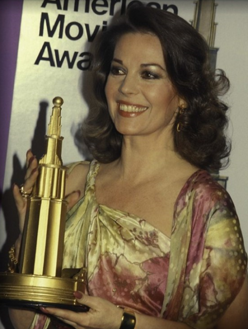 at the American Movie Awards, 1980.