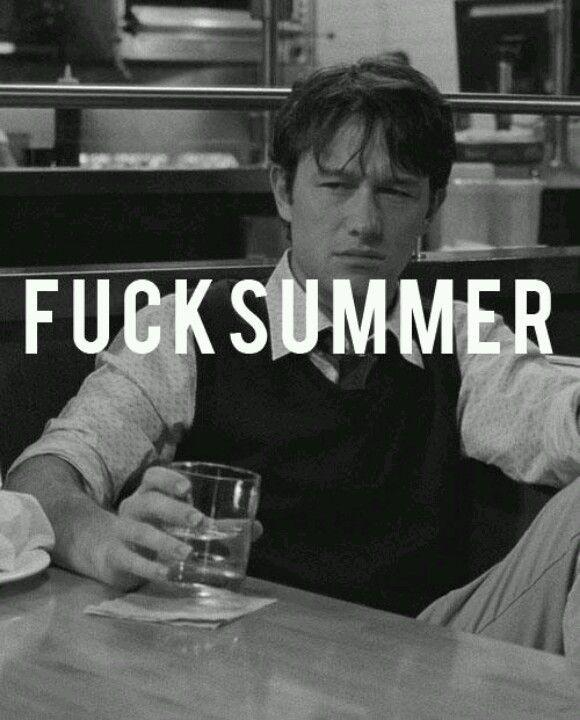 500 Days Of Summer - Joseph Gordon Levitt