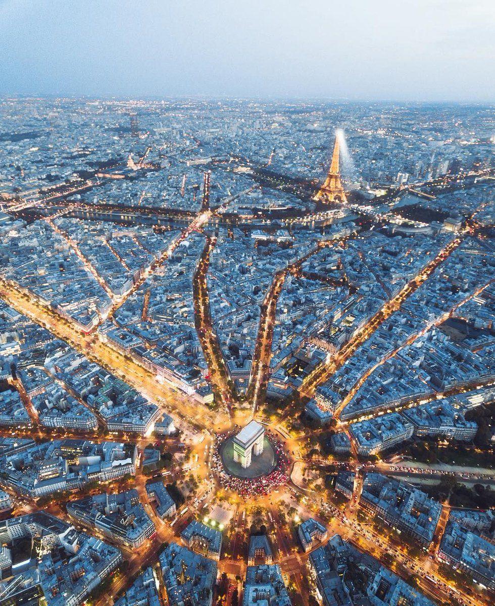 Paesaggi, Città, Parigi