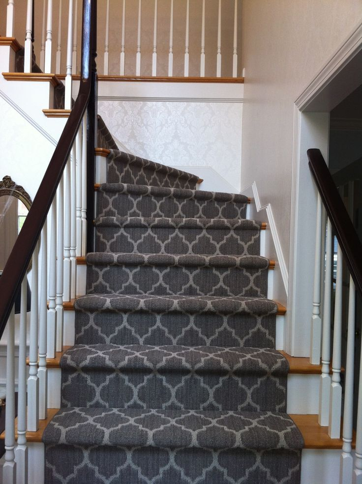 Carpeting Your Stairs Or Adding A Stair Runner Is A Part