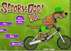 Scooby Doo Bisiklet Macerası http://www.oyunturu.net/scooby-doo-oyunlari/scooby-doo-bisiklet-macerasi.html