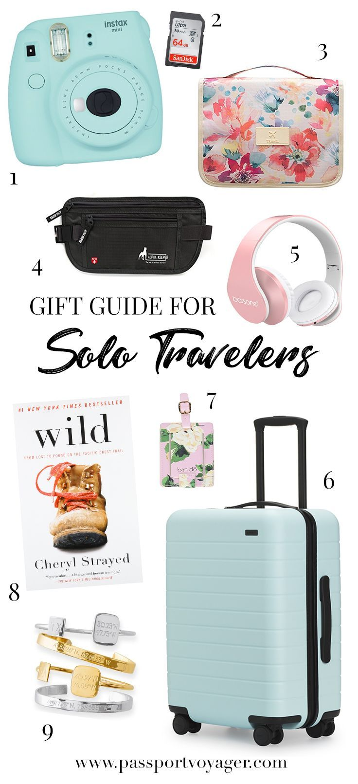 Looking for the perfect gift for the solo traveler in your life but ...